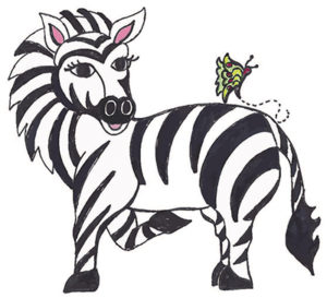 Zoey Zebra-sm